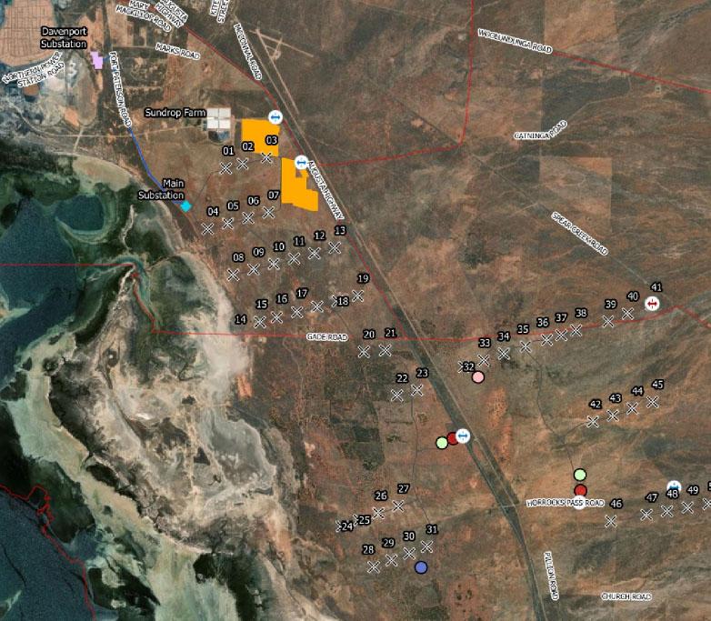 Parque de Energías Renovables en Port Augusta