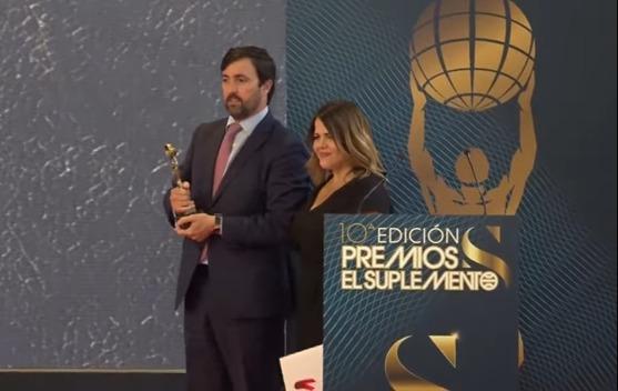 Mtech Group ganadores del Premio El Suplemento